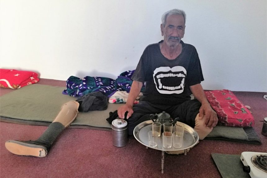 Víctimas saharauis del mayor campo de minas antipersona del mundo: «Lo que nos pasó es inhumano» | Sahara Press Service