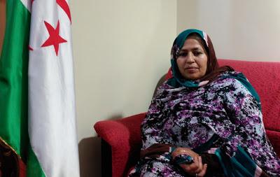 La ministra saharaui de Salud Pública destaca la necesidad de seguir creando conciencia para cambiar la percepción ciudadana sobre la peligrosidad del Coronavirus