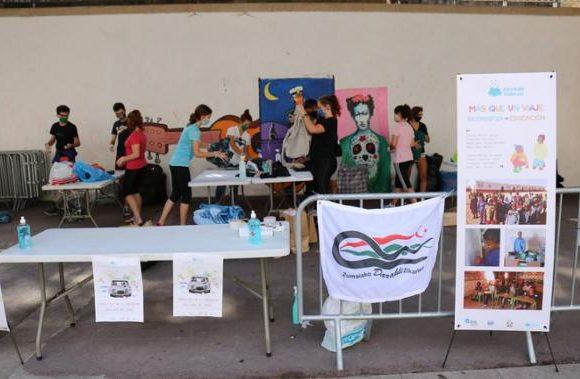 Darahli enviará 37 maletas con material a los campamentos de refugiados saharauis   El Diario Vasco