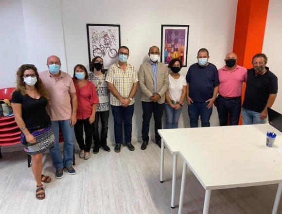 Cádiz celebra la creación de una nueva asociación de apoyo al pueblo saharaui   Sahara Press Service