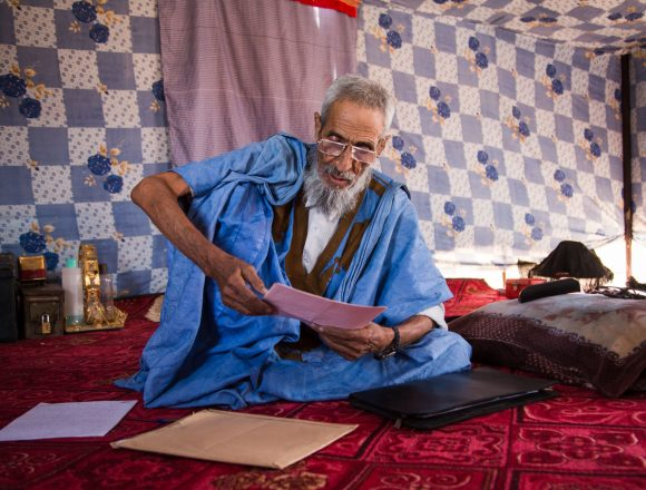 La poesía en el Sáhara Occidental: ha pasado casi un año desde que murió el poeta saharaui Mohamed Mustafa Mohamed Salem, conocido popularmente como «Badi»,a los 83 años