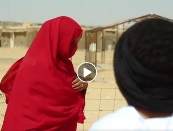 Segundo episodio de la serie saharaui de sensibilización de #Suleiman sobre la gravedad de la epidemia del coronavirus